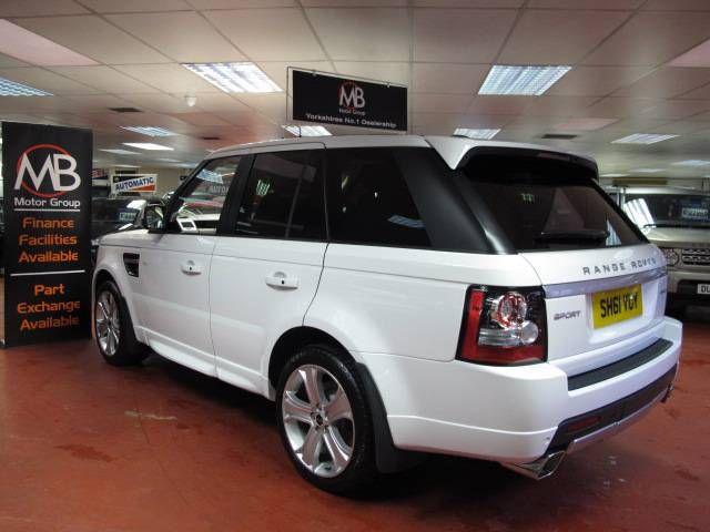 2011 Range Rover Sport 3.0 SDV6 HSE £42,892