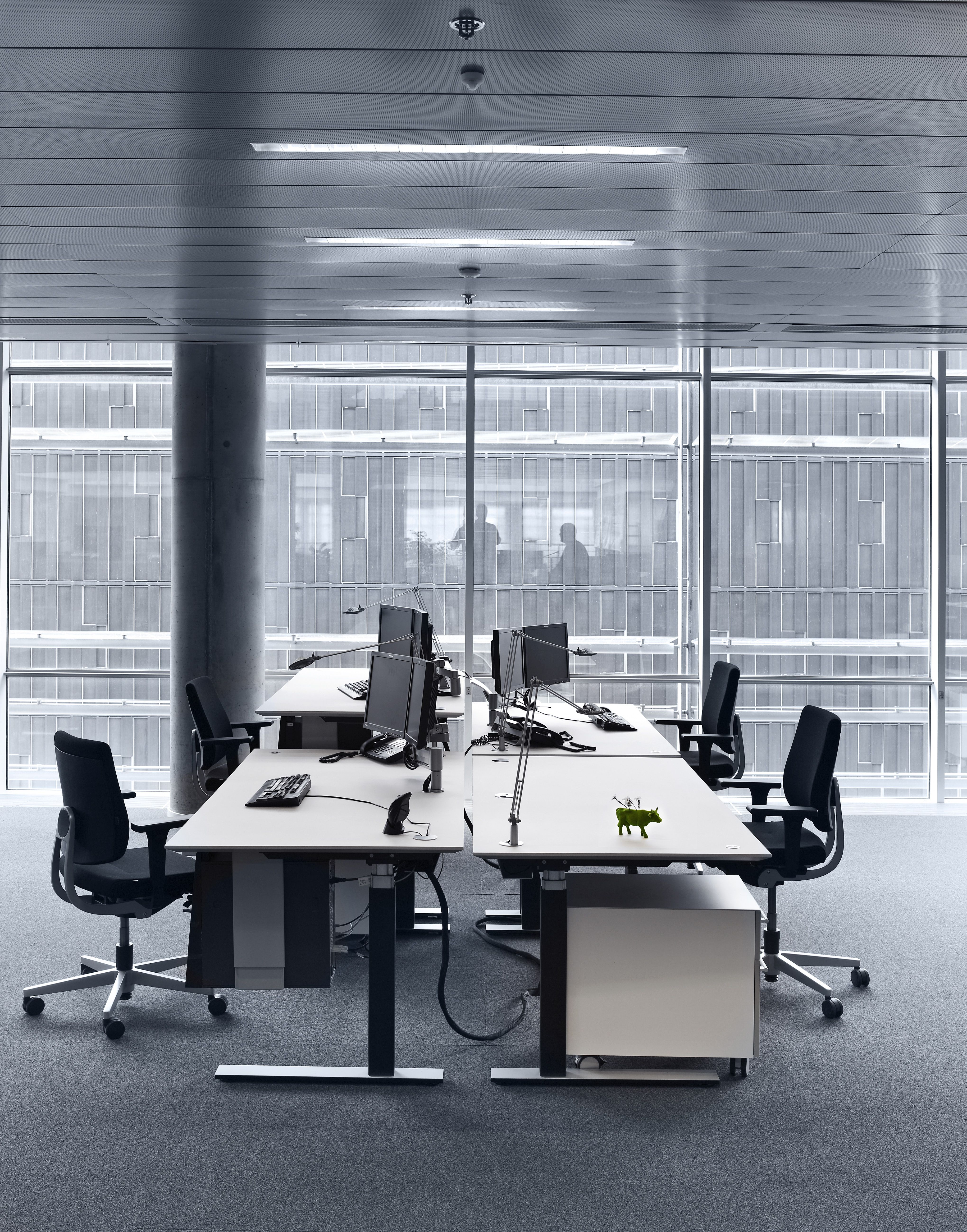 Rumas kontormiljø kontormøbler Desktop Furniture