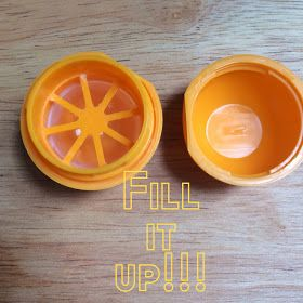 Fresh Picked Beauty: D.I.Y Refill for the EOS ™ Lip Balm