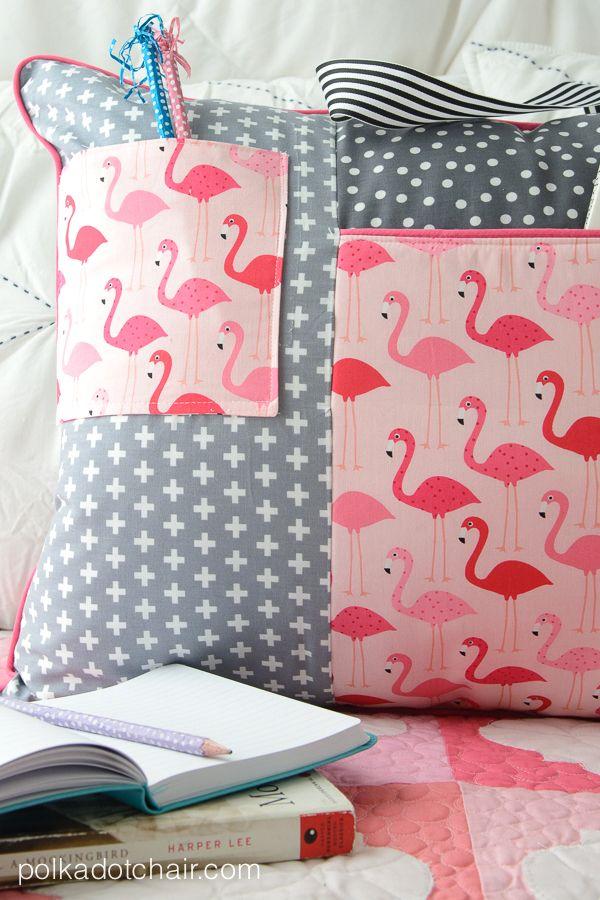Study Pillow Sewing Pattern A Modern Thread Pinterest Sewing Unique Pillow Sewing Patterns