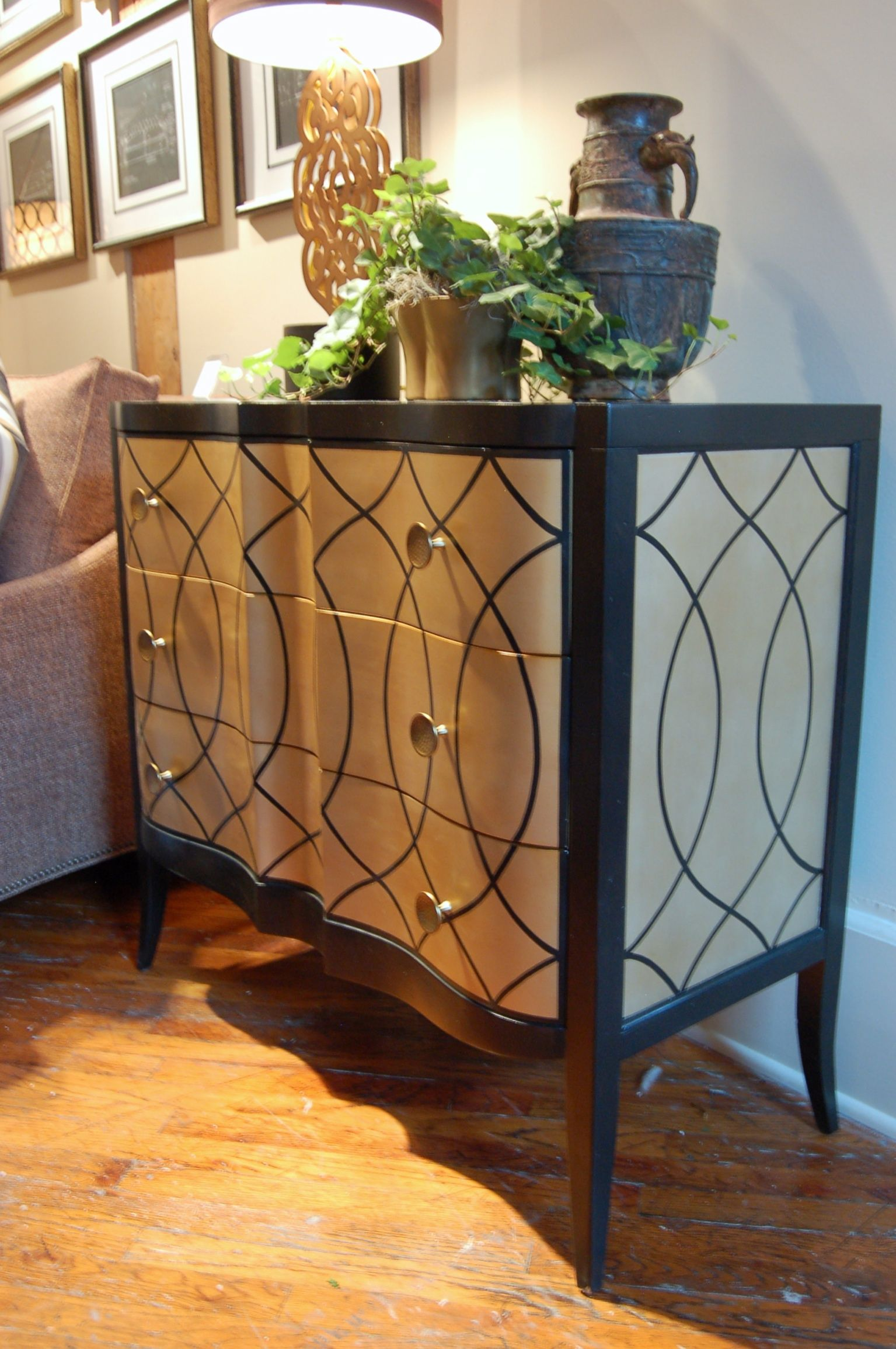 Candice Olson Soul Mate Chest Available From Highland House