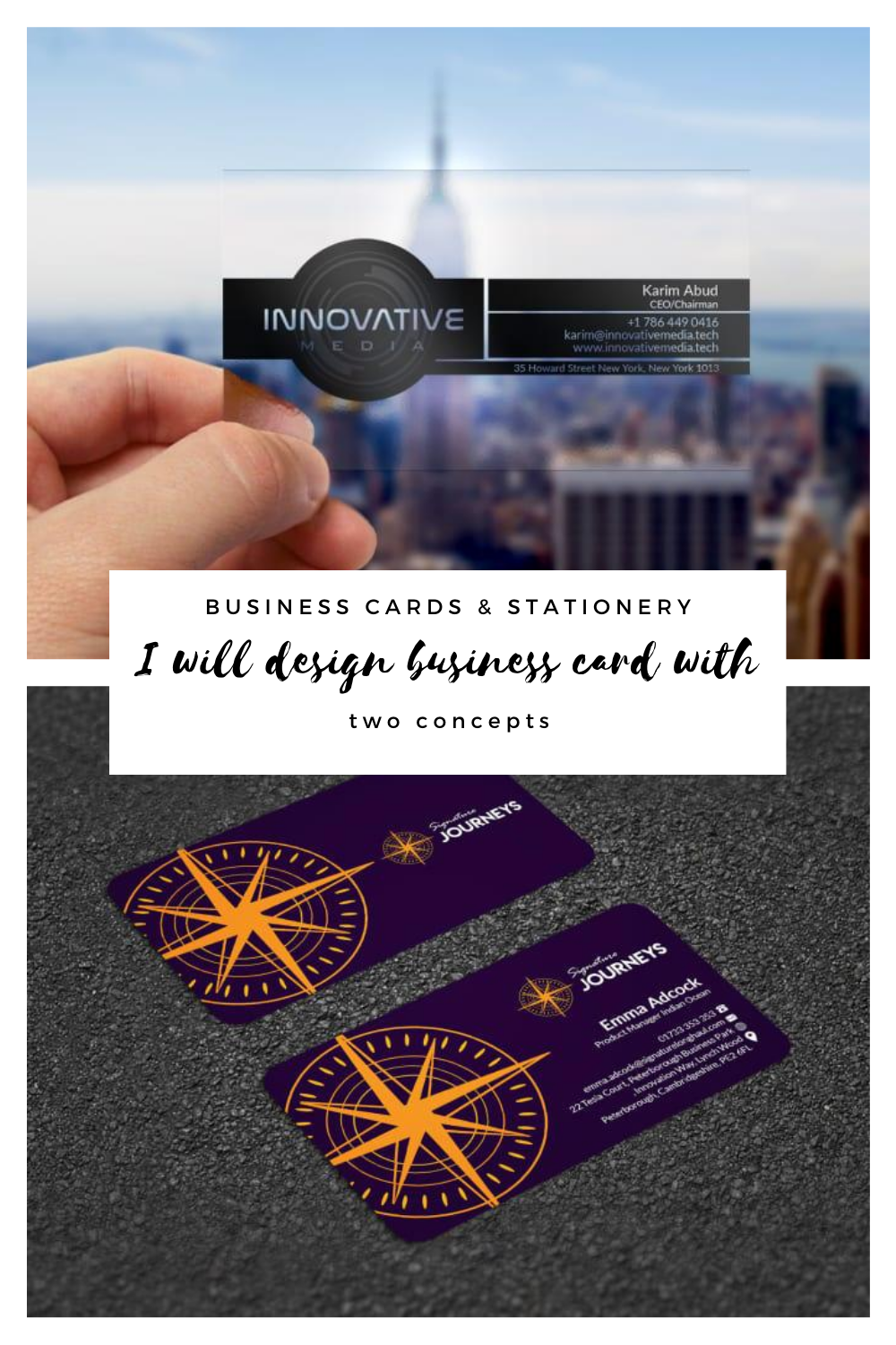 Fiverdesignz I Will Design Business Card With Two Concepts For 10 On Fiverr Com In 2020 Business Card Logo Design Business Card Design Business Card Logo