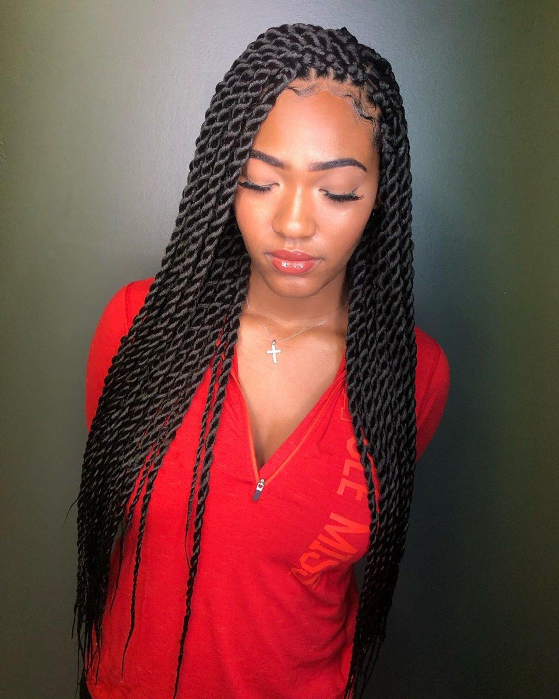 Braided Hairstyles For Black Womenn 2020 Braided Hairstyles Braids For Black Hair Braided Hairstyles For Black Women