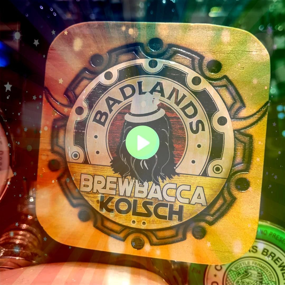 beer on tap Say hello to Badlands Brewbacca Kölsch Now available at the bar for a limited time badlandsbrewing thegrandviewwentworthfalls New beer on tap Say hello t...