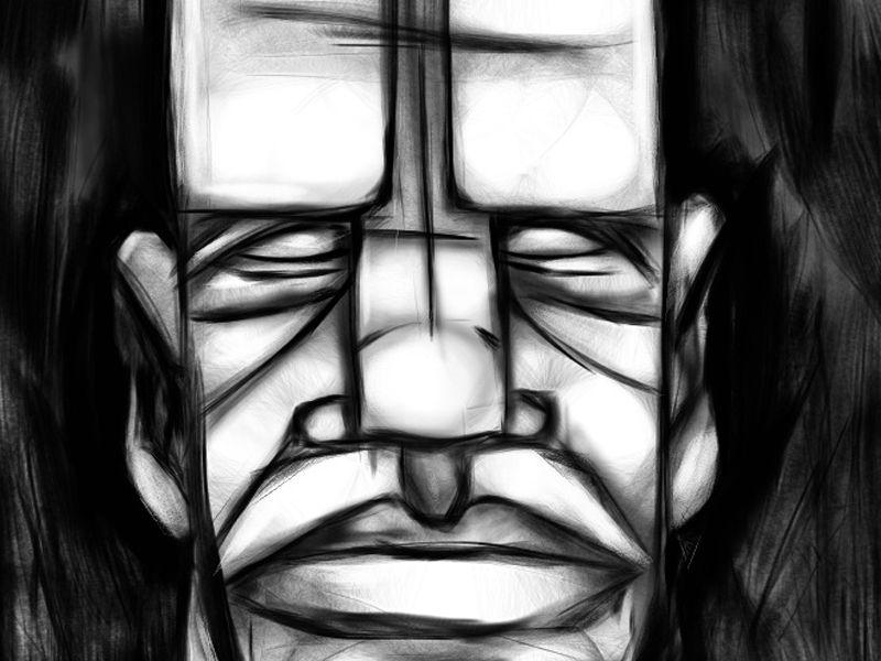 Intensity  by Meta Sapient #illustration #dibujo #ilustración