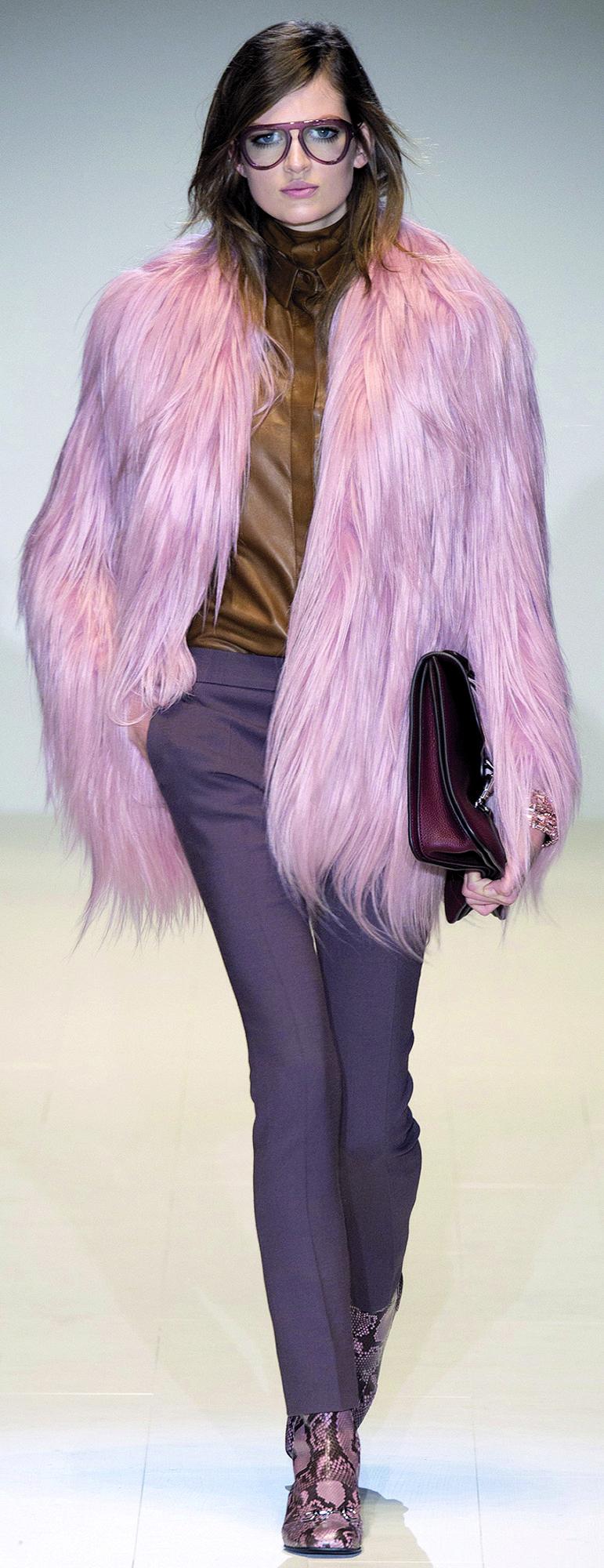Made in MILÁN. La innovación dio el presente en las colecciones italianas que acogieron los estilismos clave del otoño-invierno 2014-15.
