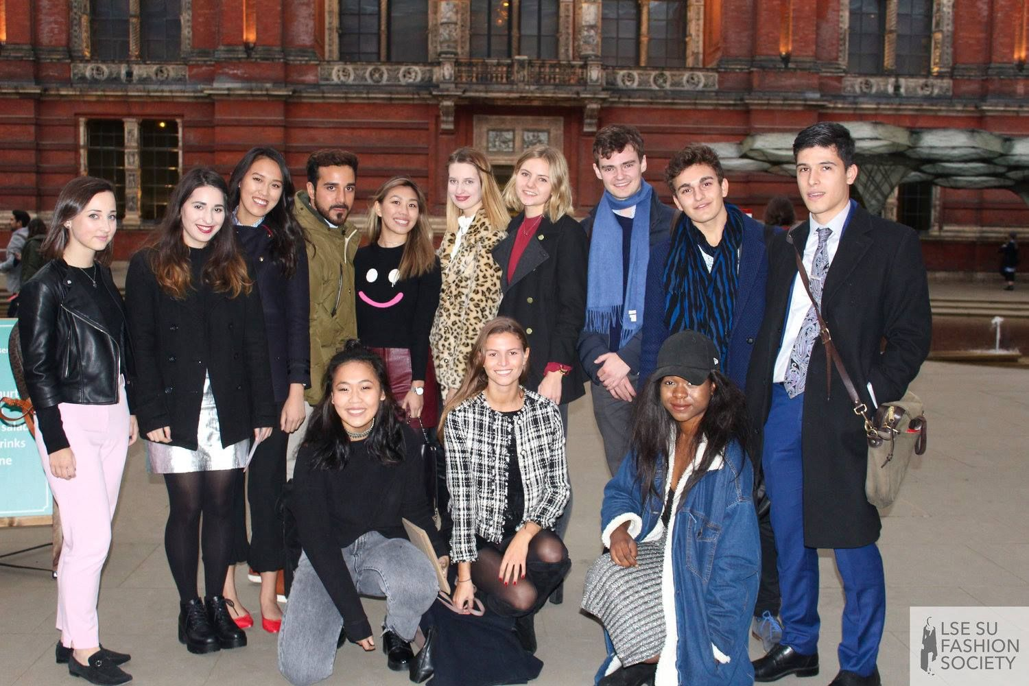 LSE Fashion Society at Henry Holland Show