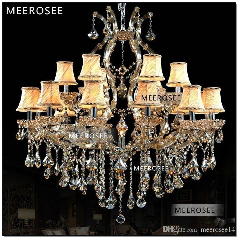 gro e lobby kristall kronleuchter leuchte h ngeleuchte hotelbeleuchtung deckenleuchten cristal. Black Bedroom Furniture Sets. Home Design Ideas