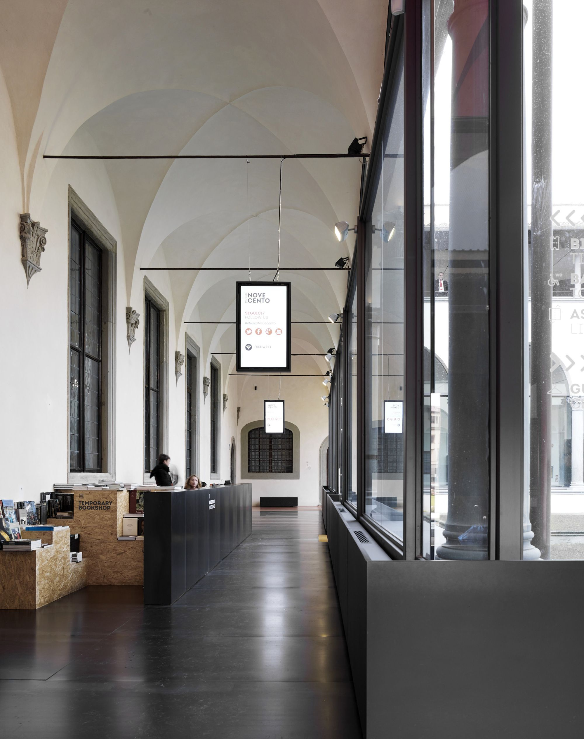 Gallery of the museum of the twentieth century avatar architettura 13