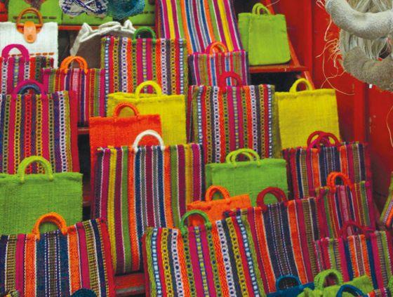 a700807de Mercado de la Merced La meca de la cestería | KMCERO | diseños ...