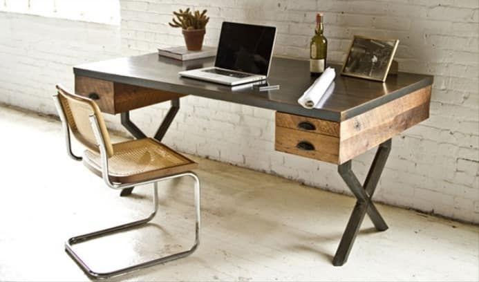 18 Benzersiz ve Modern Çalışma Masası Fikirleri
