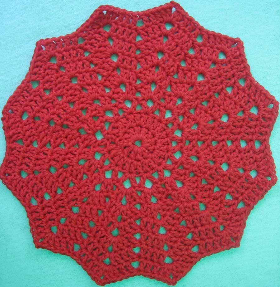 Janel\'s Free Round Ripple Crochet Afghan Pattern | round ripple ...