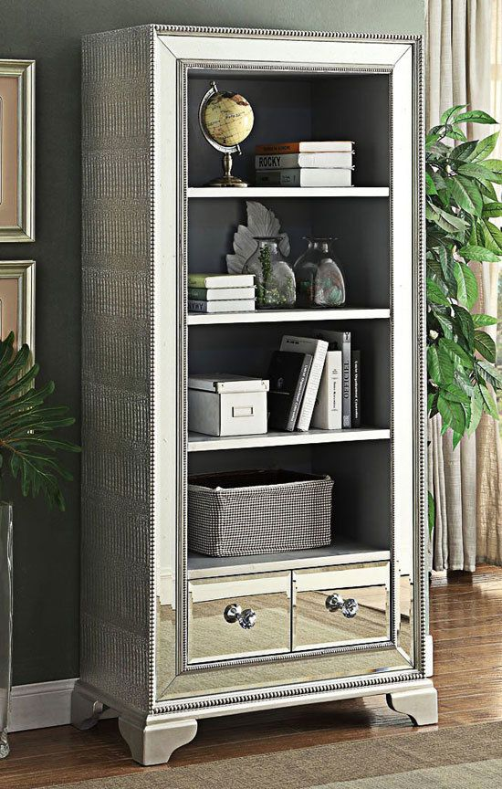 luxury mirrored bookcase   luxury furniture stores, french