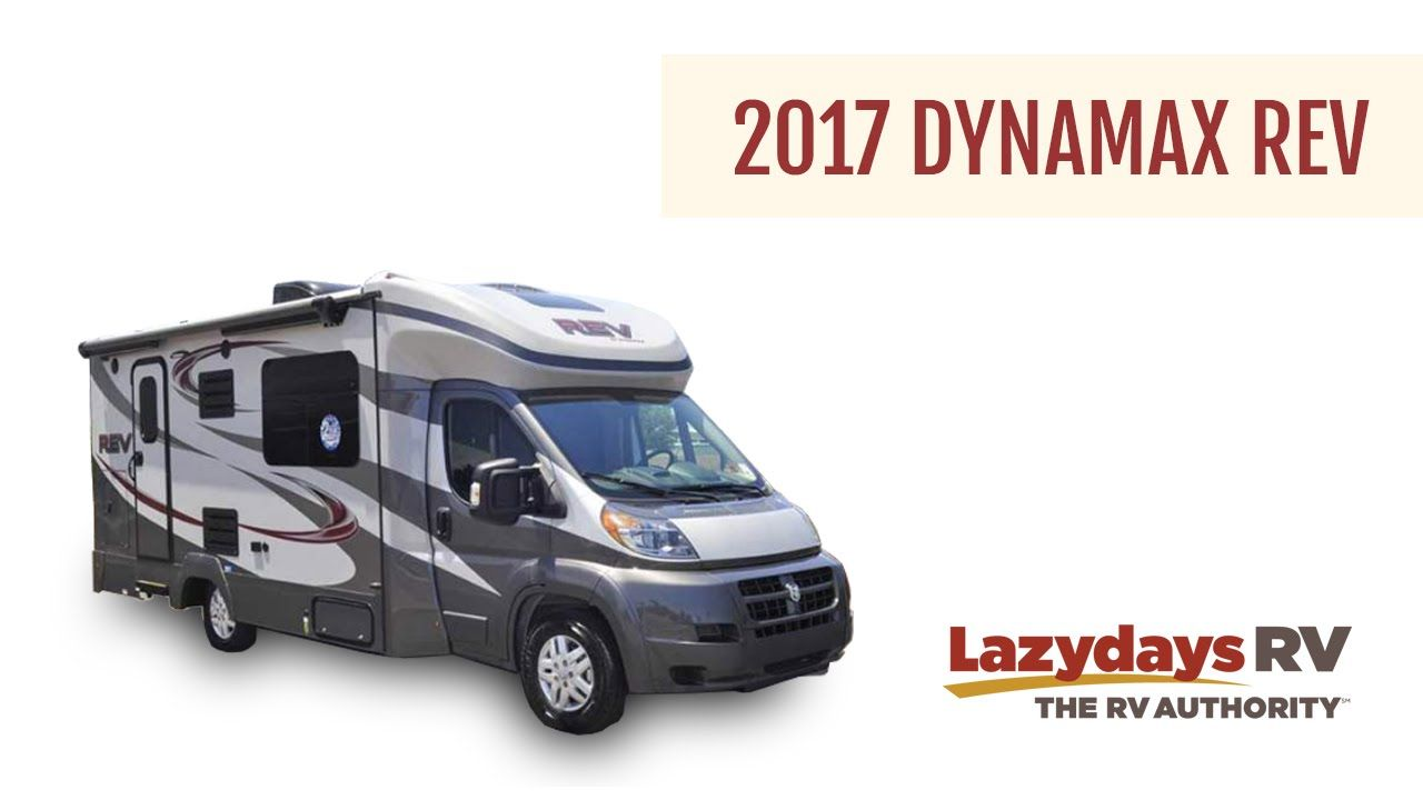 Take A Video Tour Of This Musthave 2017 Dynamax Rev Rv This