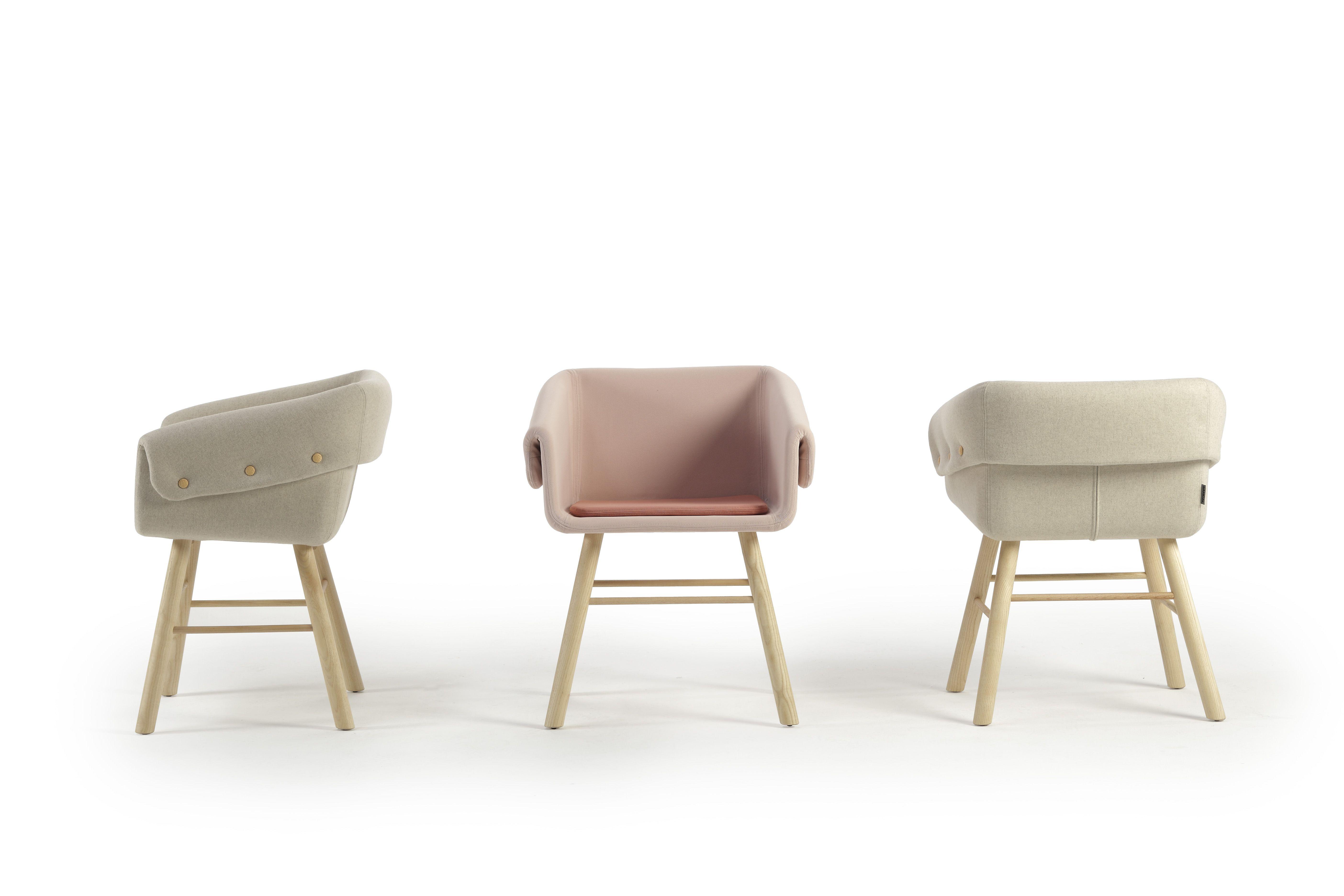 SANCAL Collar chair by Skrivo Design
