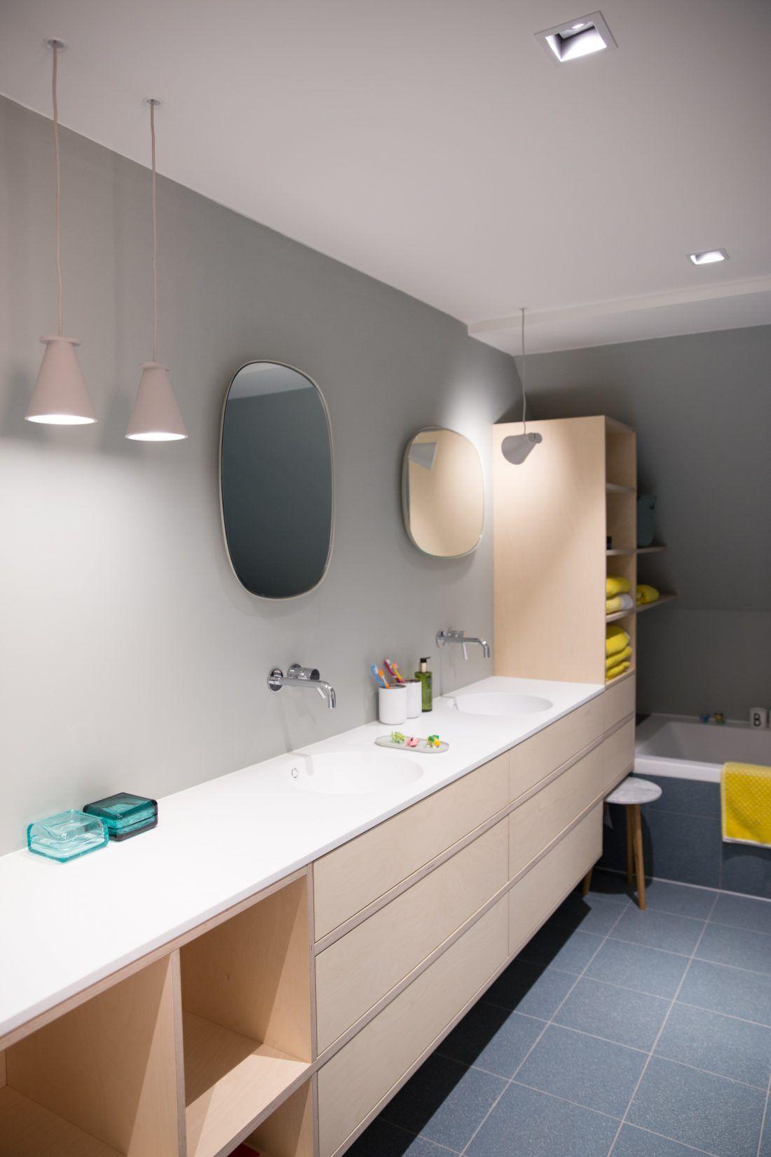 Femkeido Interieur Project - Heerhugowaard | Bathrooms | Pinterest ...