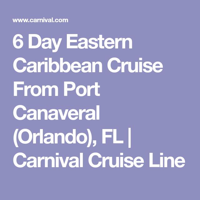 23+ Carnival cruise port orlando address trends
