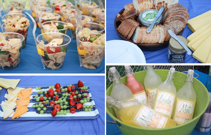 Bluehost Com Pool Party Food Outdoor Party Foods Bachelorette Party Food