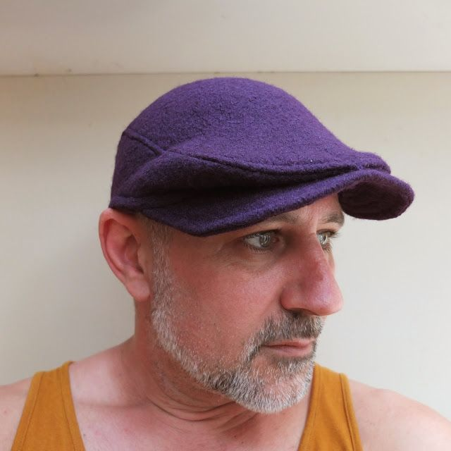 NEW FREE FLAT CAP PATTERN AVAILABLE