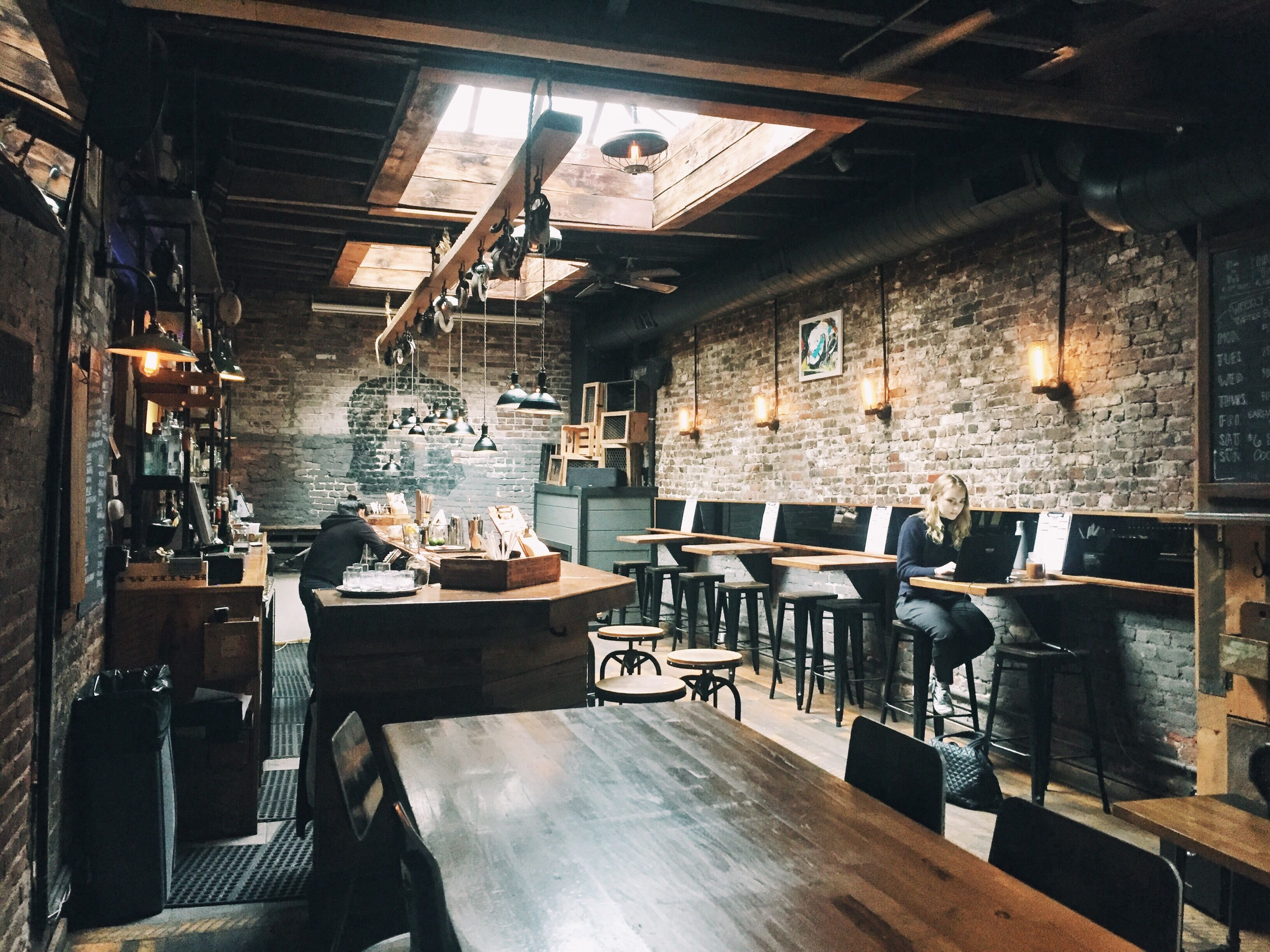 Coffee Shops To Work At