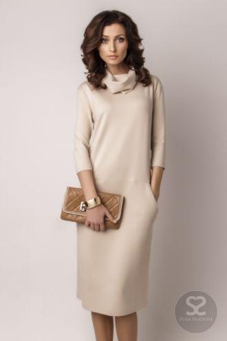 fe10bc45f40 Офисные платья купить в интернет-магазине. Деловое платье от дизайнера.