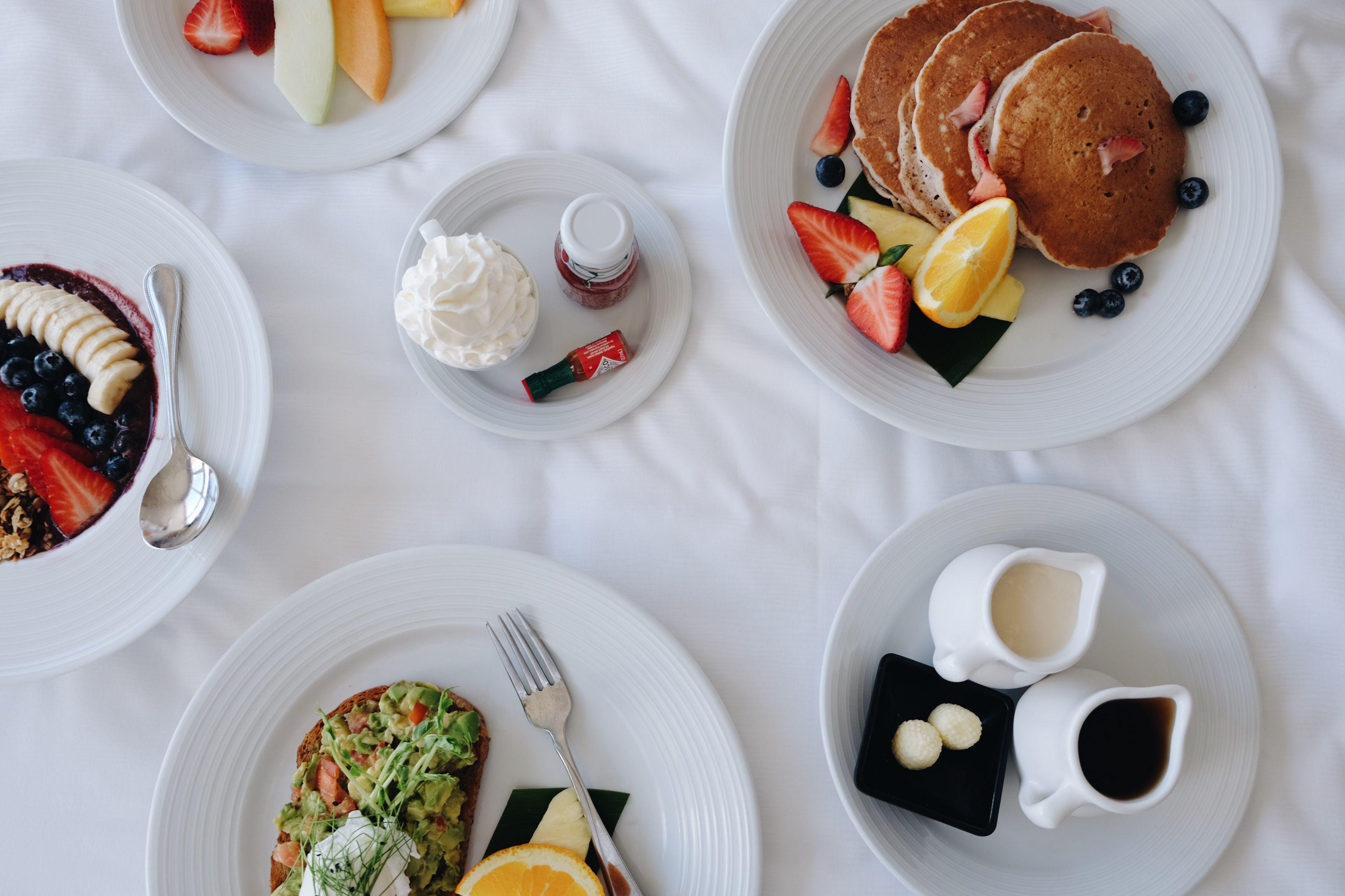 Morning In Room Breakfast Prince Waikiki Breakfast Honolulu Hotels Healthy Breakfast Recipes