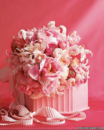 bunga tangan merah jambu untuk majlis perkahwinan, pink bouquet for a pink wedding