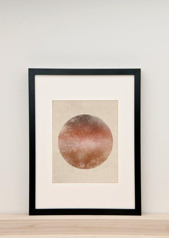 Planet Mars Art on Etsy, $22.00 CAD