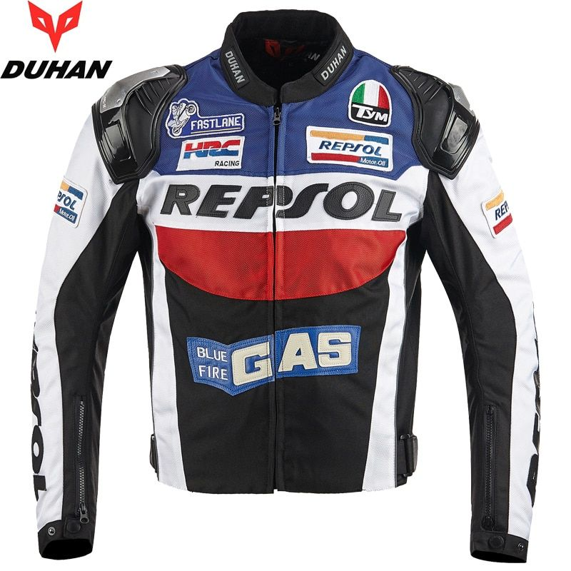 100/% DUHAN Waterproof Motorcycle Motocross Off-road Sports Racing Cycling Jacket