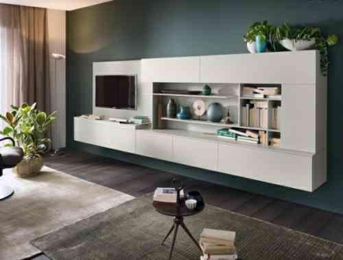 idee deco de sejour avec meuble tv