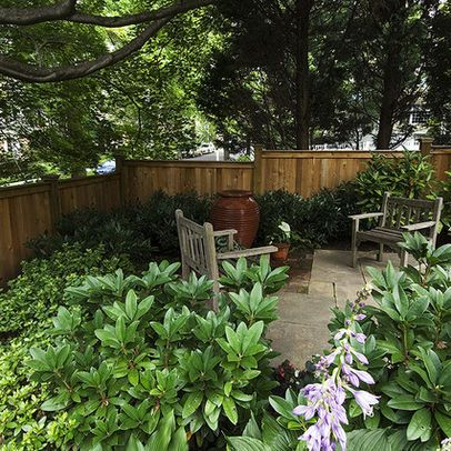 landscaping for small shady back yards houston ...