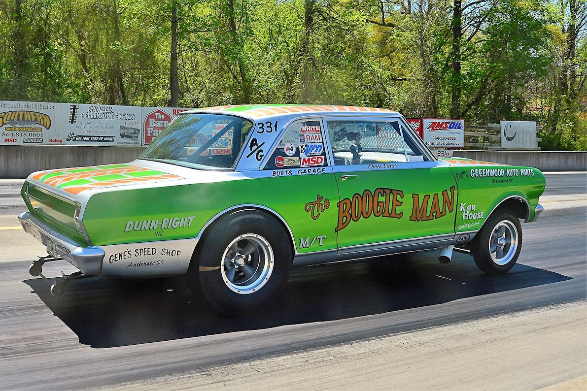 Southeast Gassers Do Battle In Knoxville On Saturday May 28
