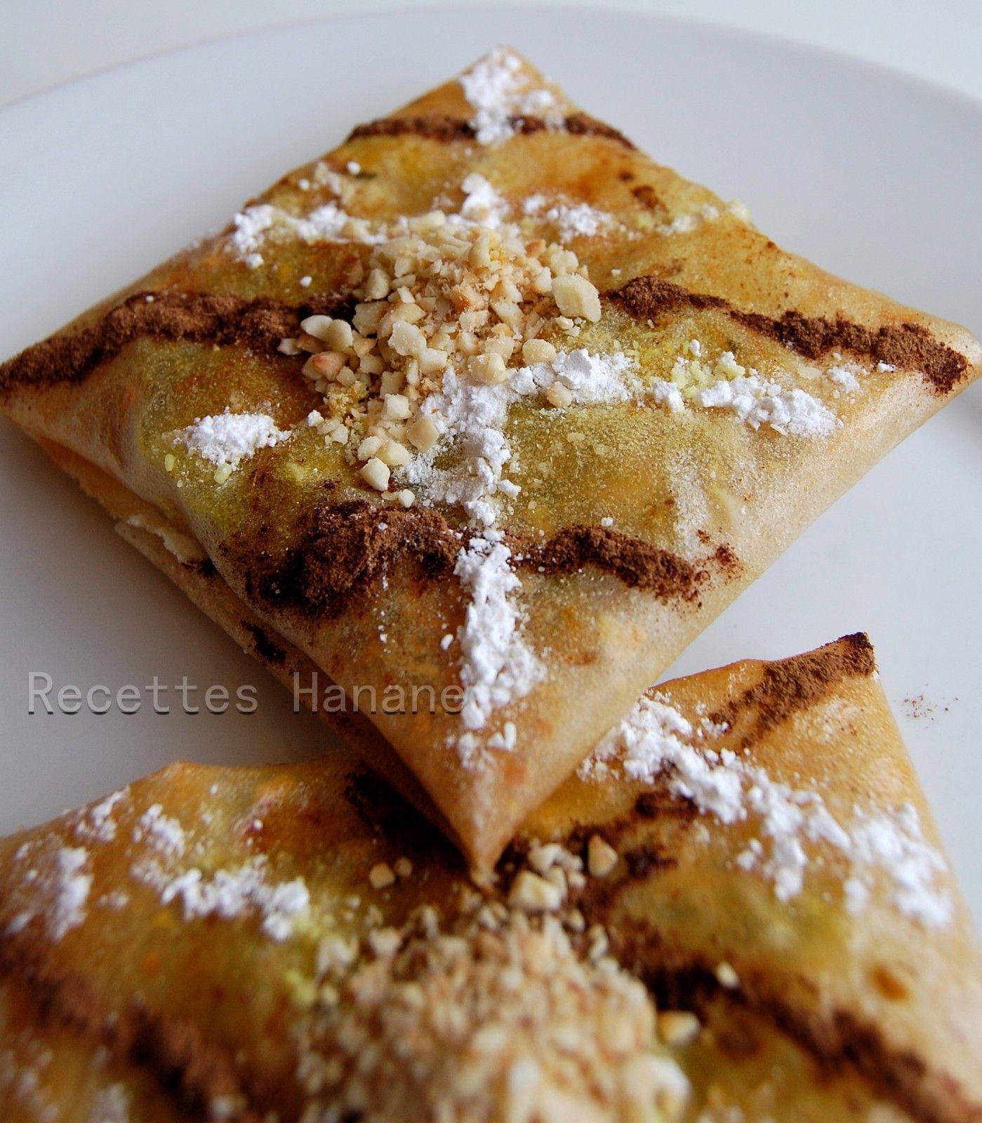 Mini Pastilla Au Poulet Recettes By Hanane Pastilla Poulet Recette Recettes De Cuisine