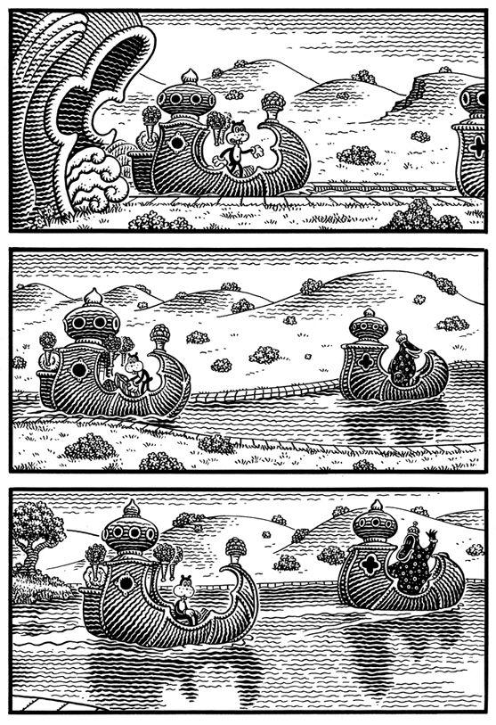 Comics | Jim Woodring