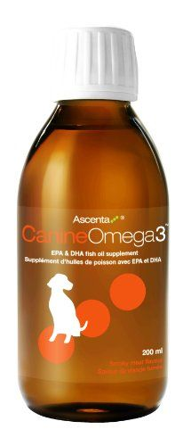 Ascenta Canine Omega3  Supplement, 200ml - http://www.thepuppy.org/ascenta-canine-omega3-supplement-200ml/
