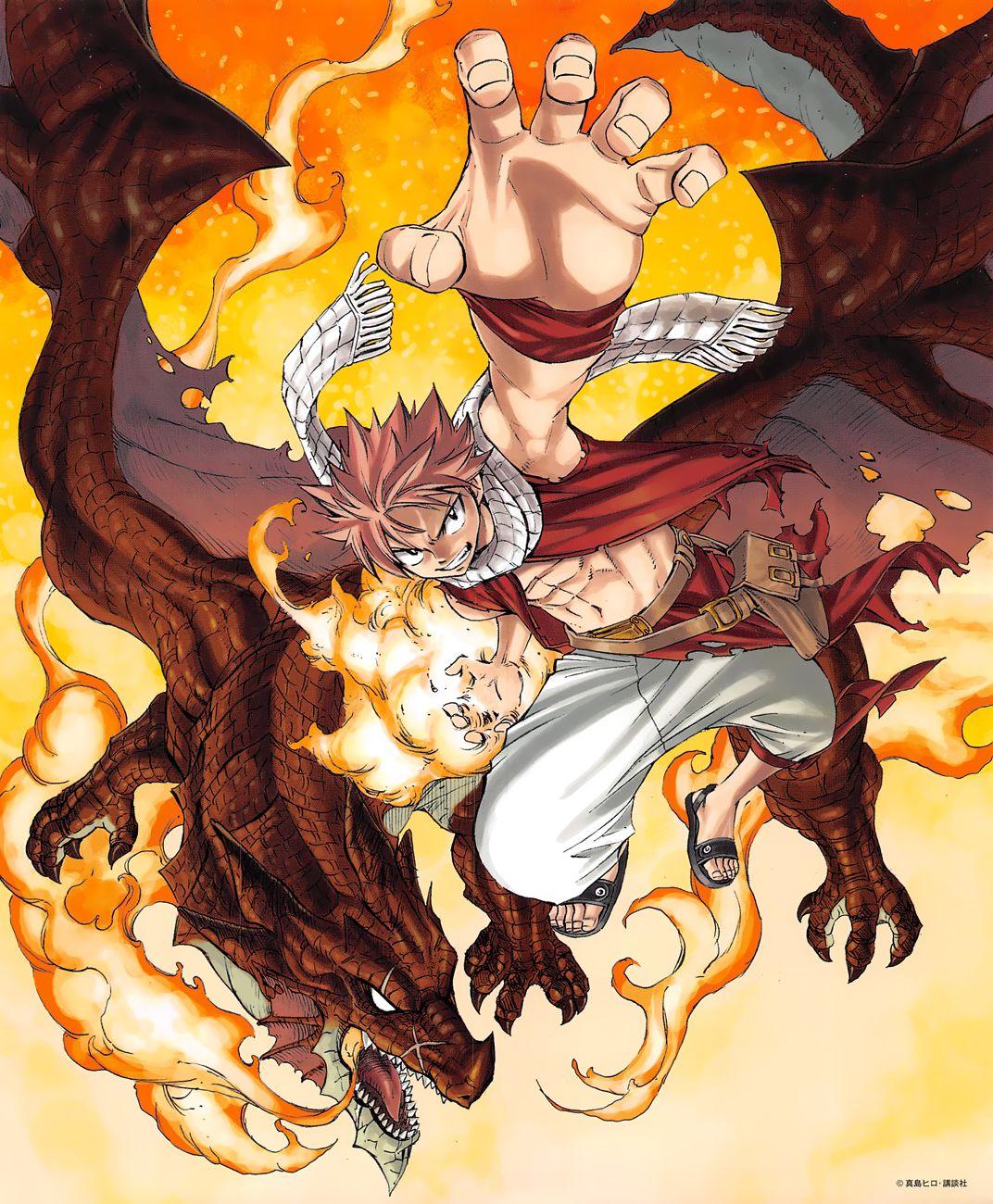 Read manga Fairy Tail Zero 001 - Fairies in Your Heart ...