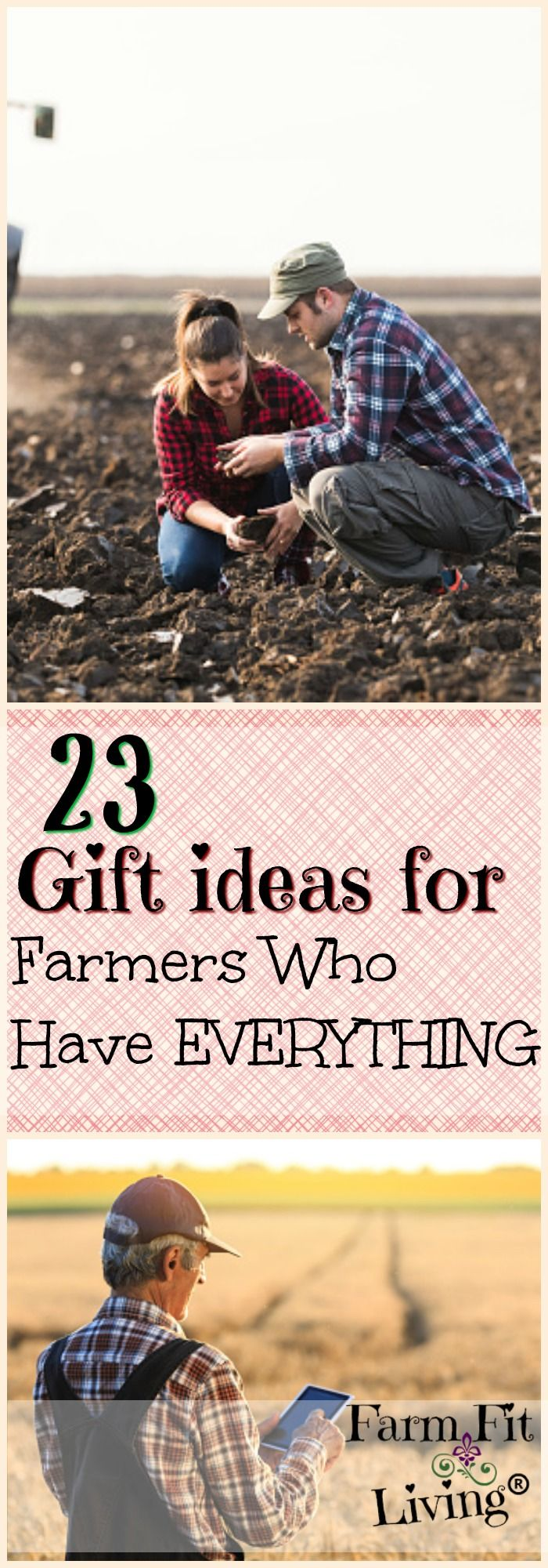 23 Gift Ideas For Farmers Who Have Everything Christmas