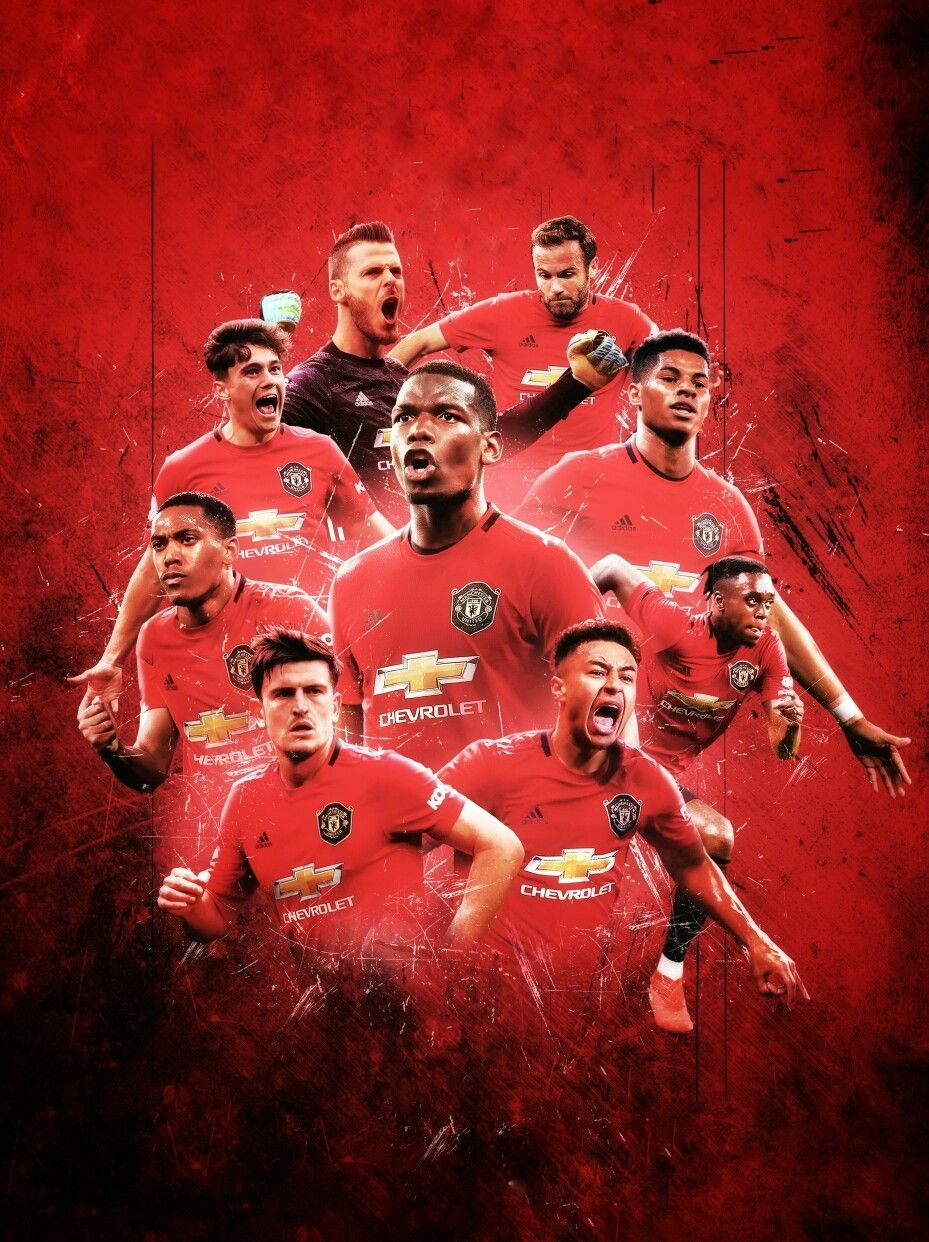 Manchester United 201920 Bóng đá