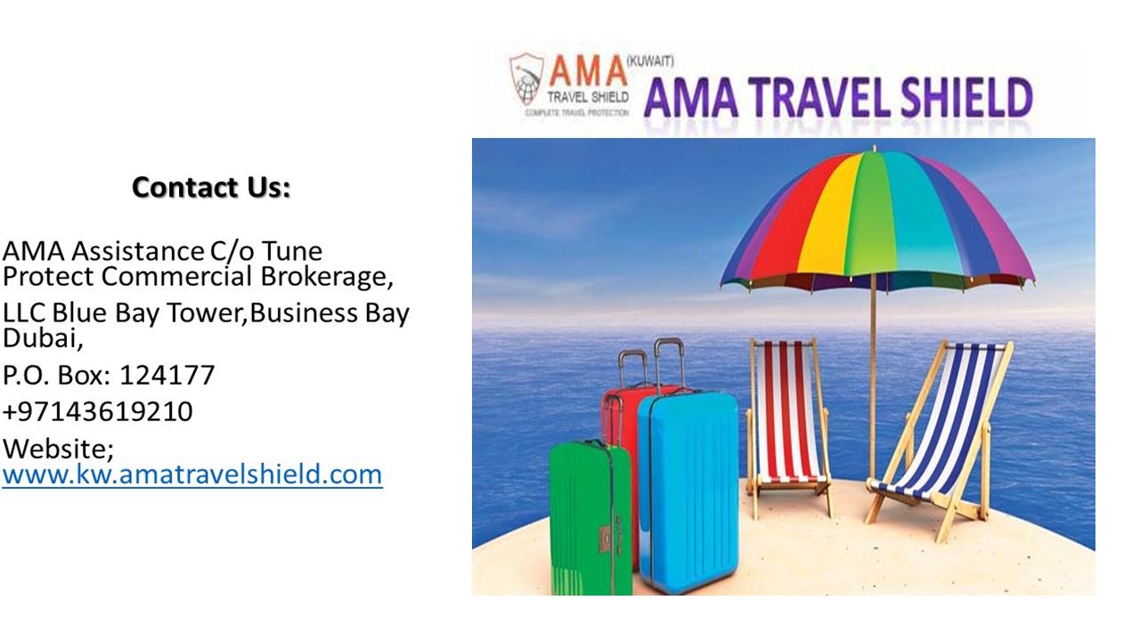 Get Best International Travel Insurance From Ama Travel Shield Www