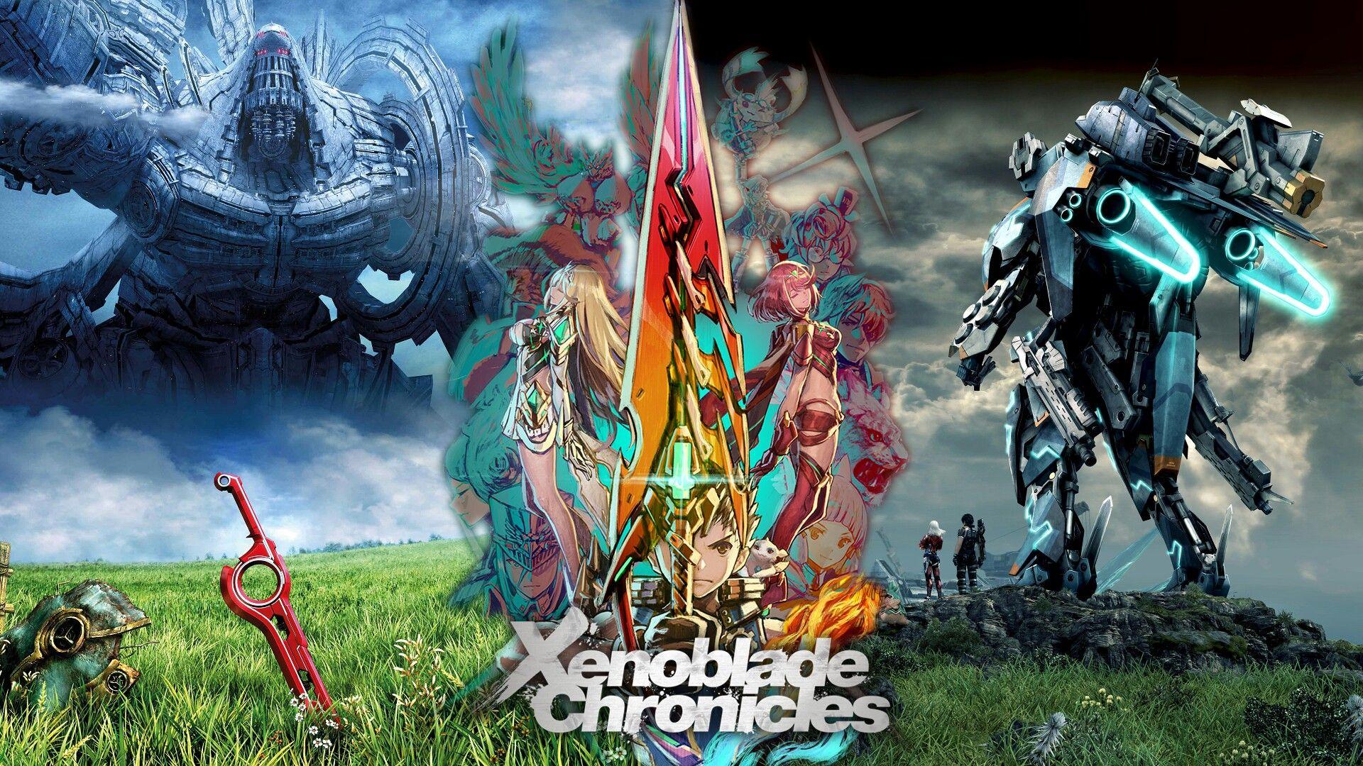 In 4k Xenoblade Chronicles 2 Xenoblade Chronicles Xenoblade Chronicles Wii