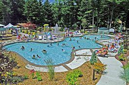 Pine Acres Family Camping Resort Central Massachusetts Lakefront