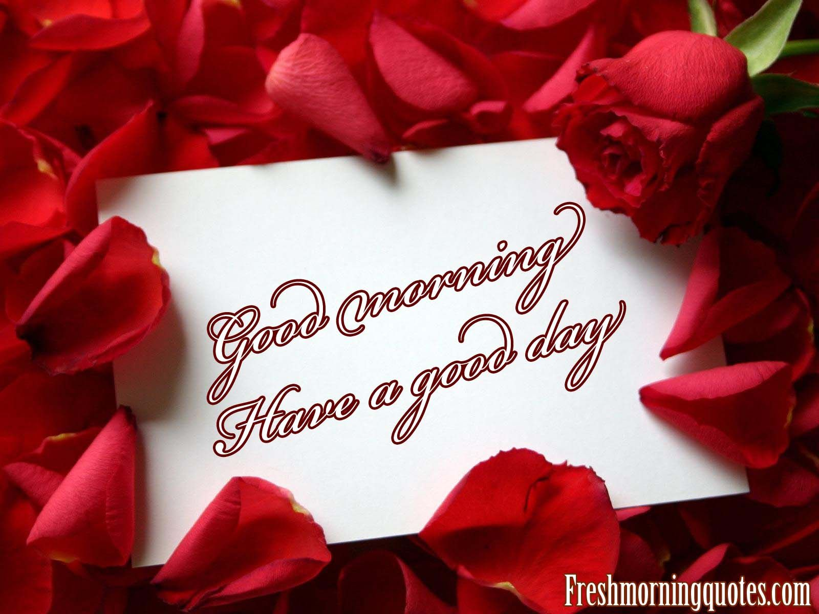 Beautiful Good Morning Have A Nice Day Imageg 16001200 Soul