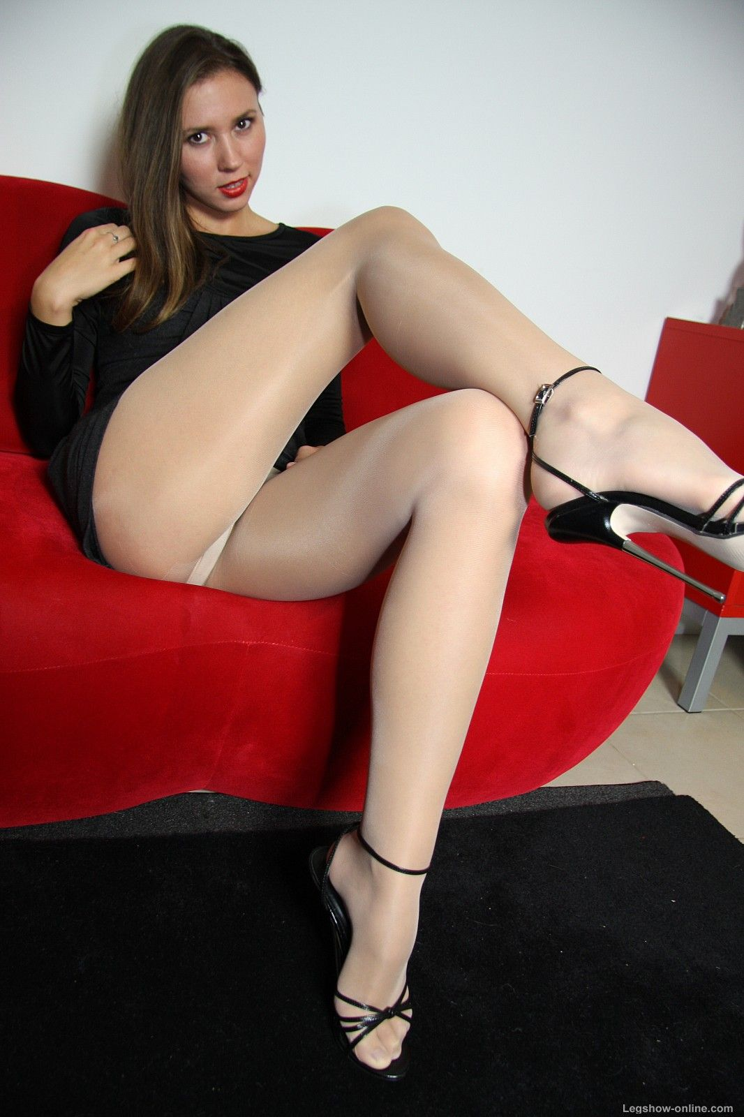 unique pantyhose fetish porn website