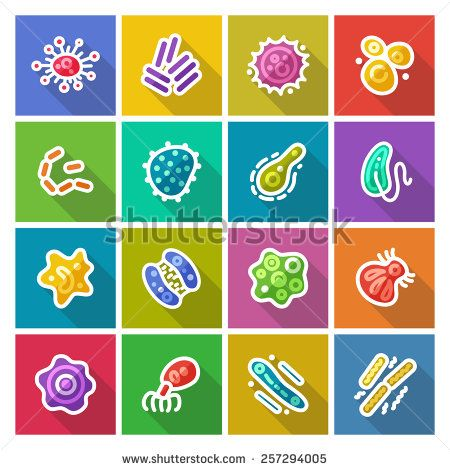 funny circle microscope cartoon google search stock images free flat icons set royalty free images pinterest