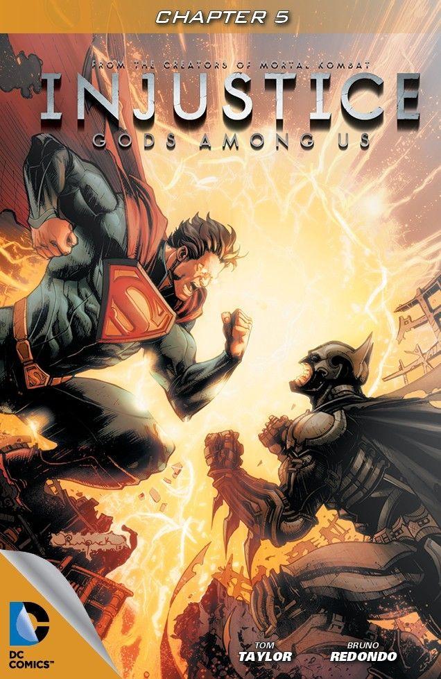 Injustice - Gods Among Us #5 #Injustice #GodsAmongUs #DC