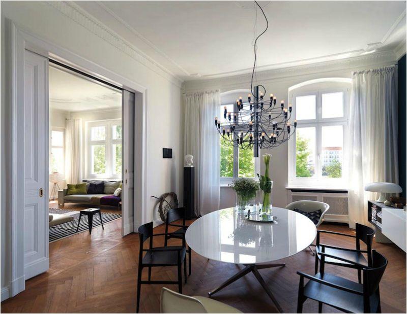 Piero Lissoni And Barbara Hickls Berlin Apartment Design Ideas Apartment Interior Desig