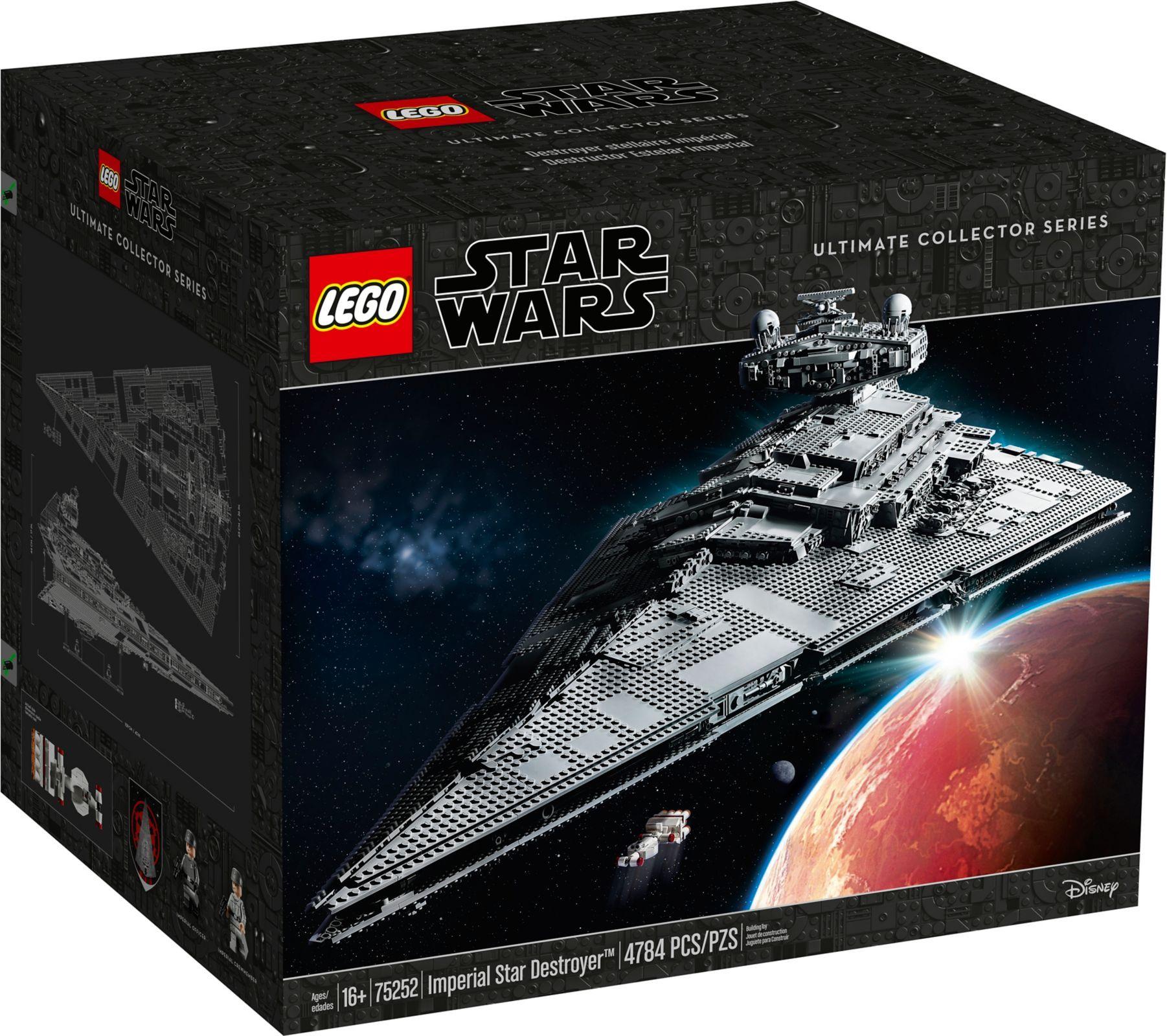 Lego Star Wars Star Destroyer 2019