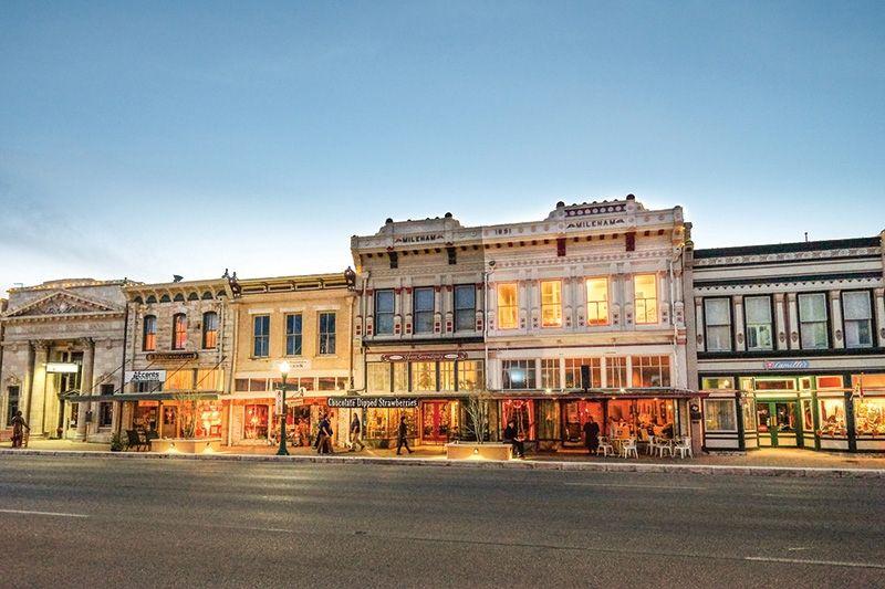 Neighborhood best cities texas towns