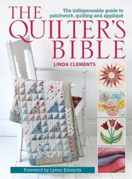 The Quilter's Bible - Top 20 Gifts for Sewists - Sewing