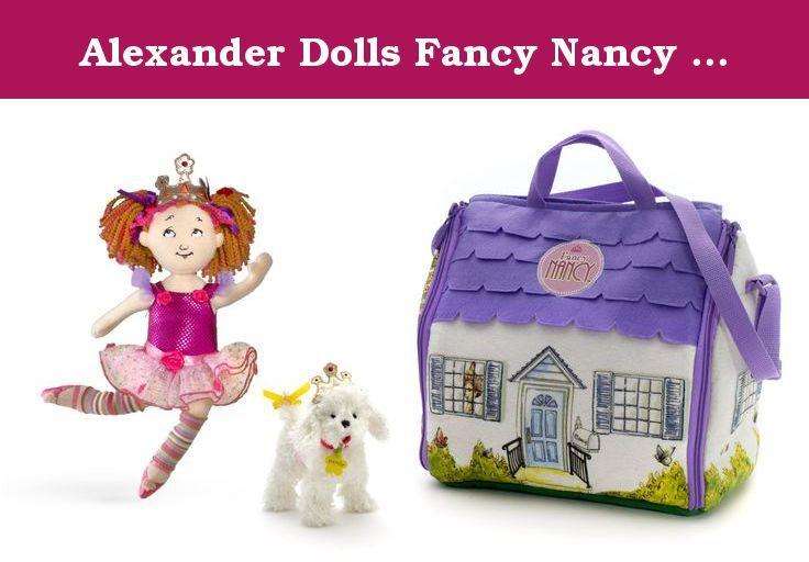 Alexander Dolls Fancy Nancy House